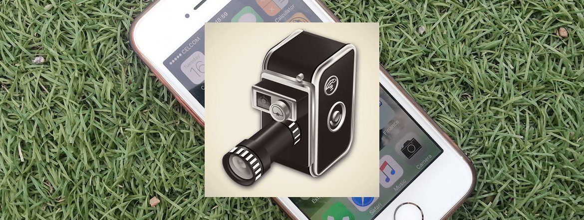 How To Use 8mm iPhone App – Have Your Vintage Camera For Retro Effects