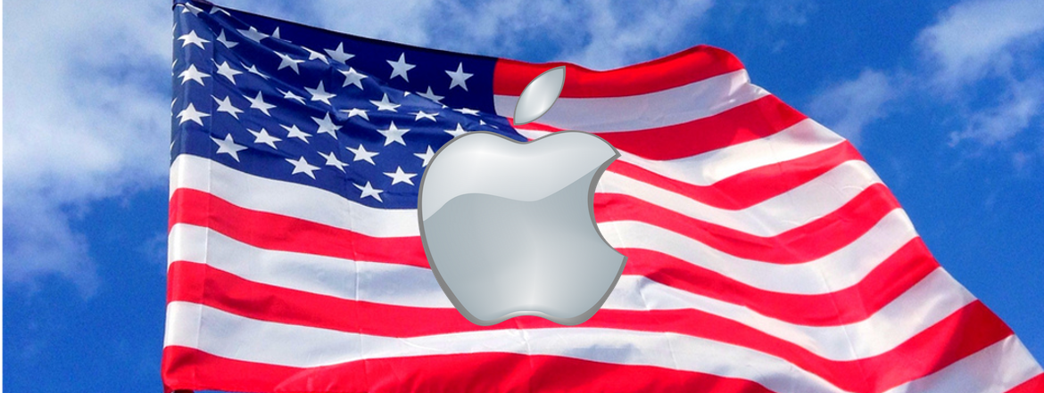 US Government Backs Apple In The Tax Evasion Case