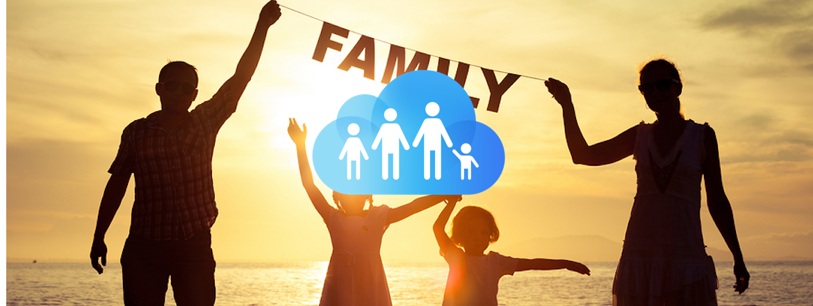 A Complete Guide To Family Sharing