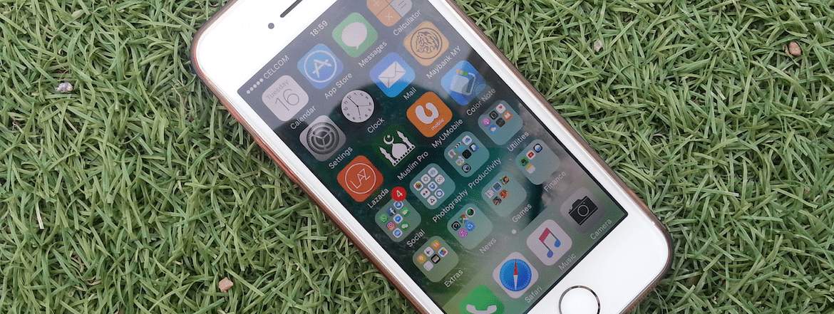Customizing Your iPhone/iPad Home Screen