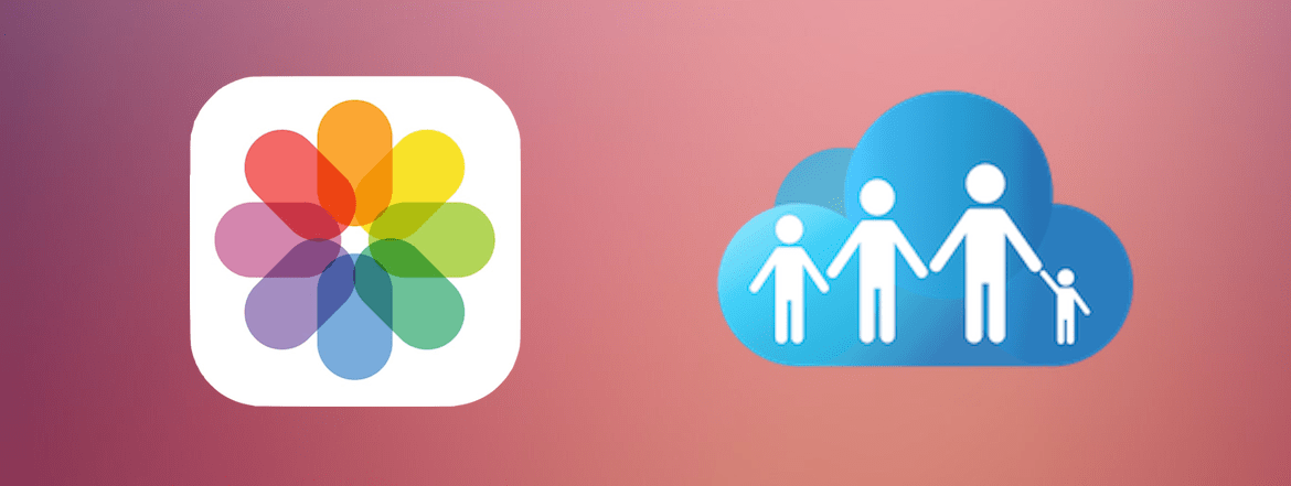 How You Can Share Photos Instantly Using Family Sharing On iPhone/iPad