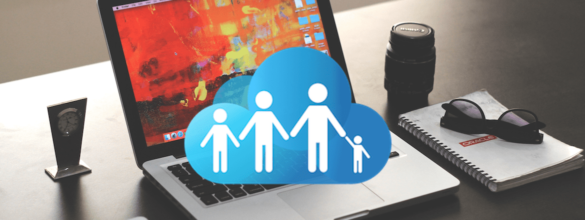 How You Can Use Family Sharing And Mac's Photos App Together