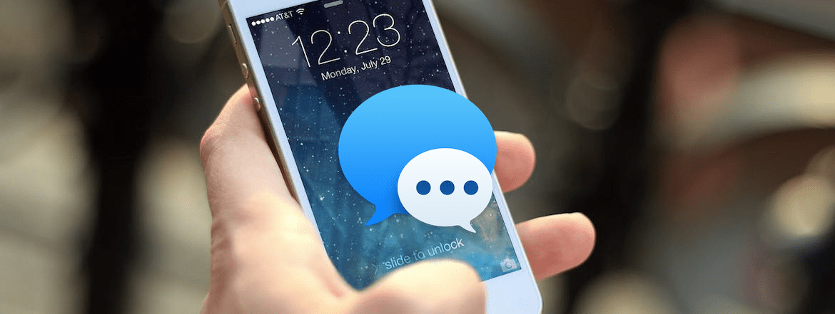 How You Can Recover Deleted Text Messages iPhone