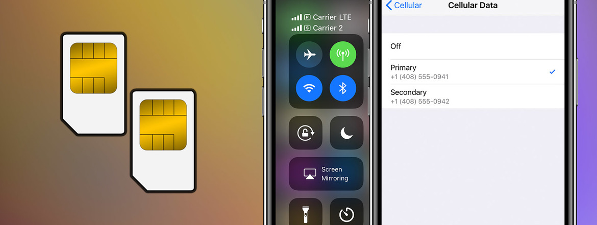 How To Make Your iPhone X Dual-Sim And Enjoy Using Two Sim Cards At A Time