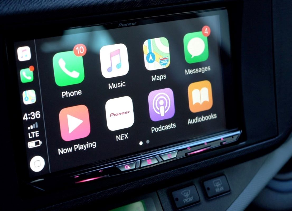 How To Access Wireless Carplay In Your Car Using Cheap Android Tablet And Adapter.