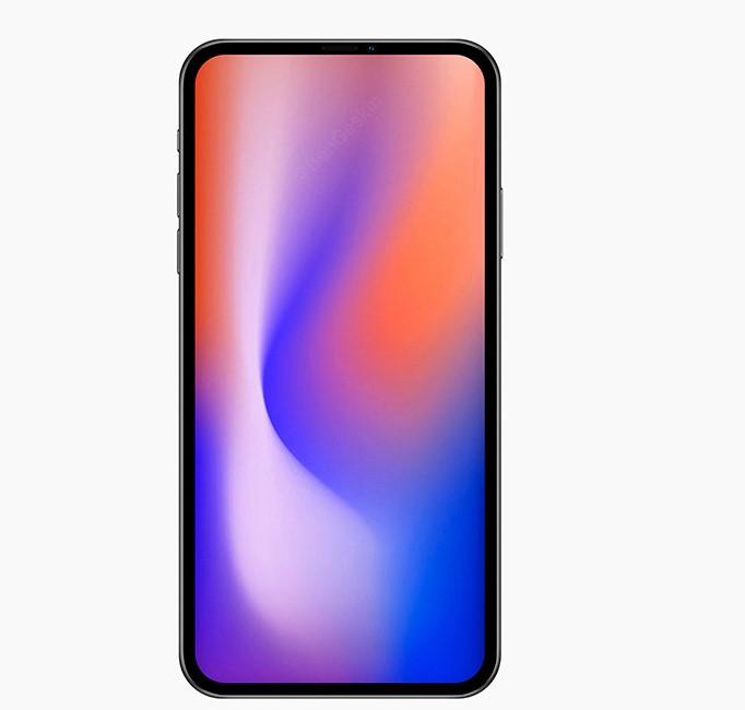 iphone notch-less