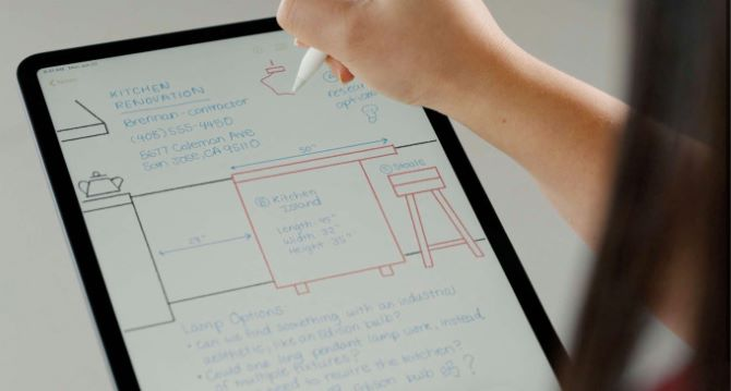 iPad OS-Specific