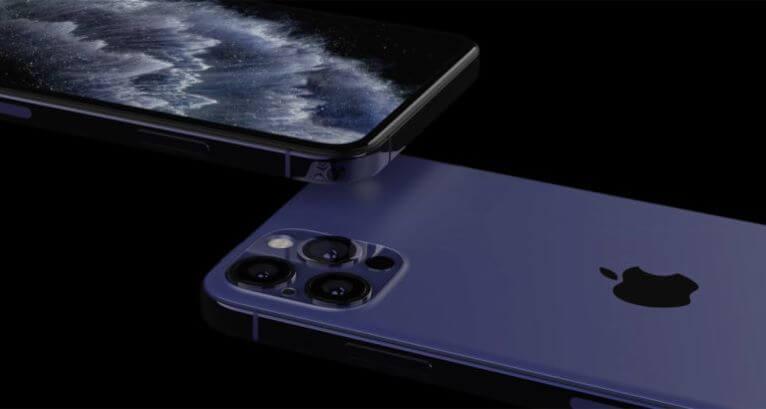Dark BlueNavy iPhone 12 Rumored In New Report Again