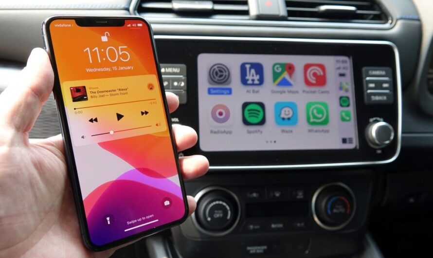 How To Turn Your Factory Wired Apple CarPlay Into Wireless Apple CarPlay Without Using Mods