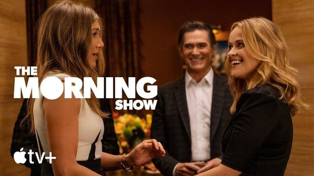 The First Trailer For 'The Morning Show' Season 2 Available Now On Apple TV+